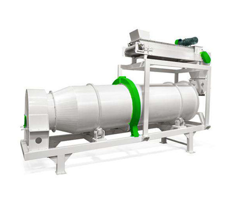 SYPG Series Drum Type Spraying System