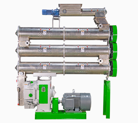 Which manufacturer of pig, cattle and chicken feed machinery