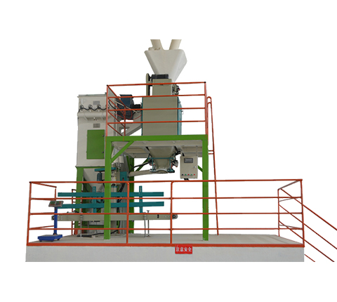 DCS Series Automatic Packing Machine